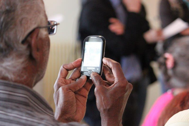 Positive results for eye disease home monitoring app